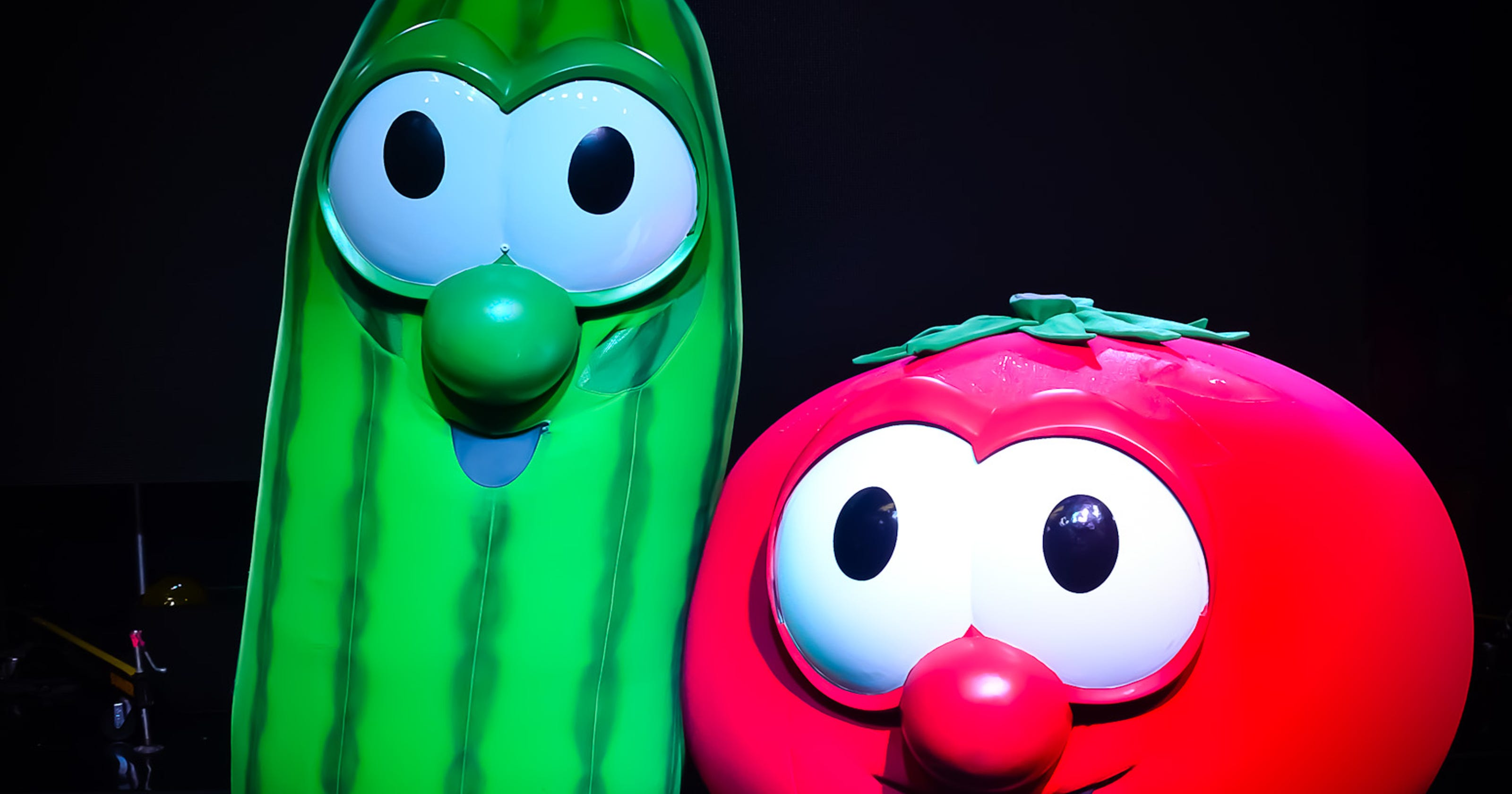 Veggietales Live Comes To Mayo Pac