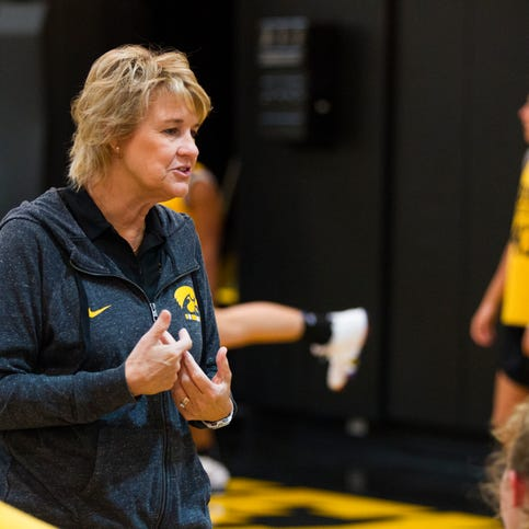 Iowa women's basketball releases full nonconference schedule