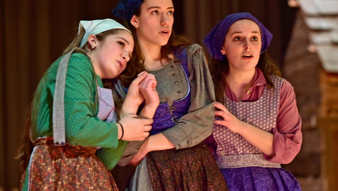 Shippensburg Area Senior High School Drama Club will present Fiddler on the Roof which opens Thursday, March 9.