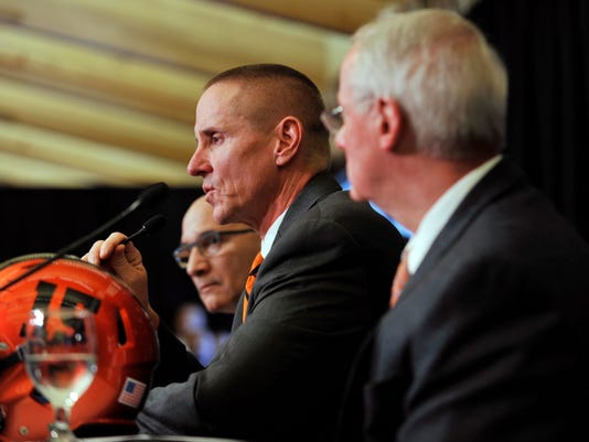 NCAA Football: Gary Andersen Press Conference
