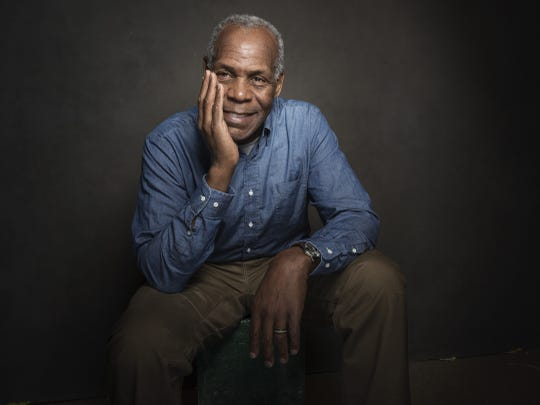 "Danny Glover portrays a short-order cook in ""Waffle Street."""