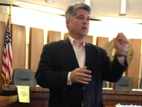Alexandria Mayor Jacques Roy said the city is making good progress on the R.I.V.E.R. Act initiatives, but more time is needed for a market study to make sure proposed projects are feasible.