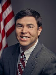 N.C. Superintendent of Schools Mark Johnson