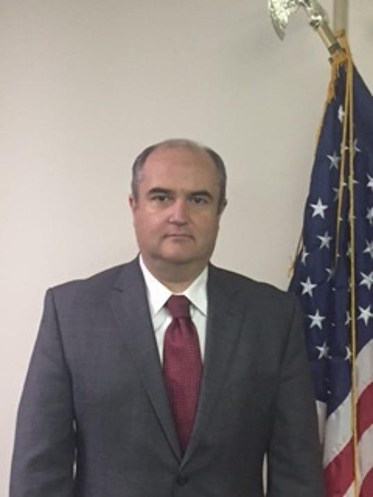 Department of Human Services Executive Director John Davis
