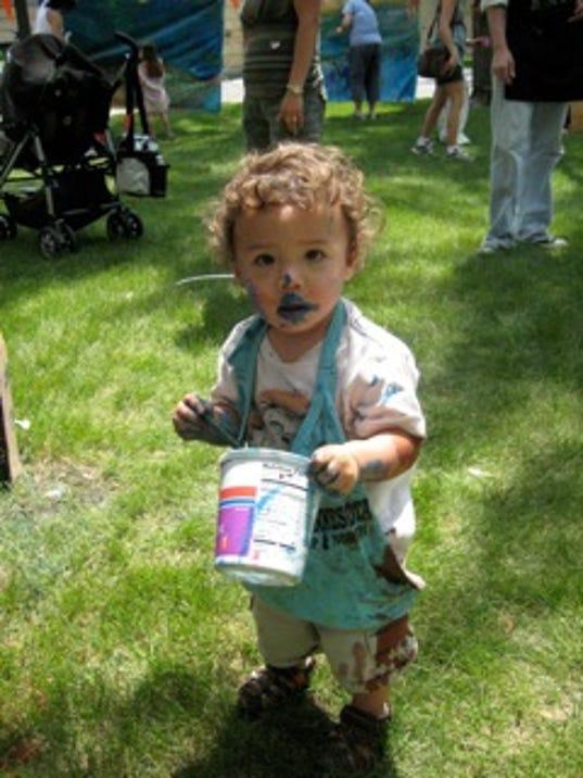 Paramount Theatre's Visual Art Center-Children's Activities for Art Faire IMG_20