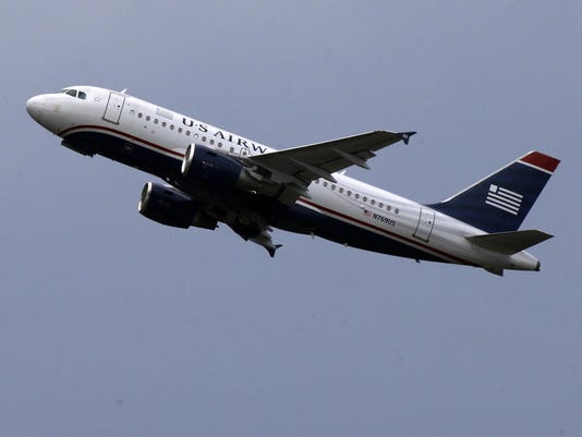 US Airways Last Flight