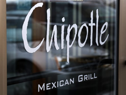 AP CHIPOTLE PRICE HIKE F FILE USA PA