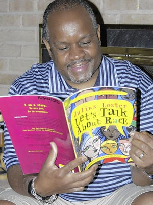 Westerville City Council member Kenneth Wright reads as a guest reader in a virtual storytime through a new program called StoryBox. The Westerville Education Foundation and Westerville Partners for Education are collaborating in the effort to help Westerville students in summer reading intervention.
