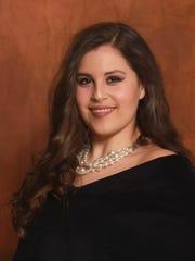 Maggie Adams, Northwest High School valedictorian
