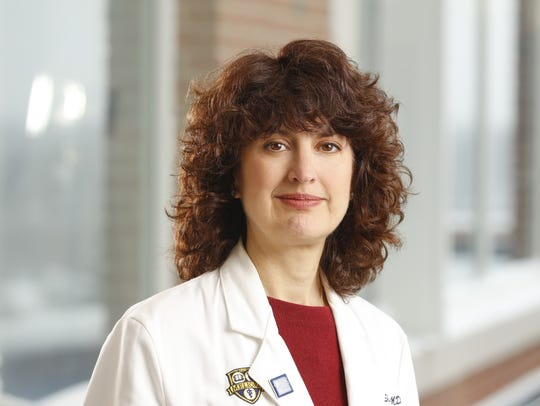 Dr. Michelle Shayne, oncologist at Comprehensive Breast