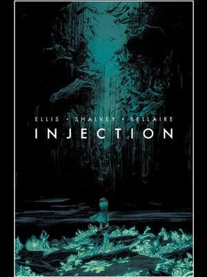 """Injection"" reteams Warren Ellis and Declan Shalvey for sci-fi/horror story."