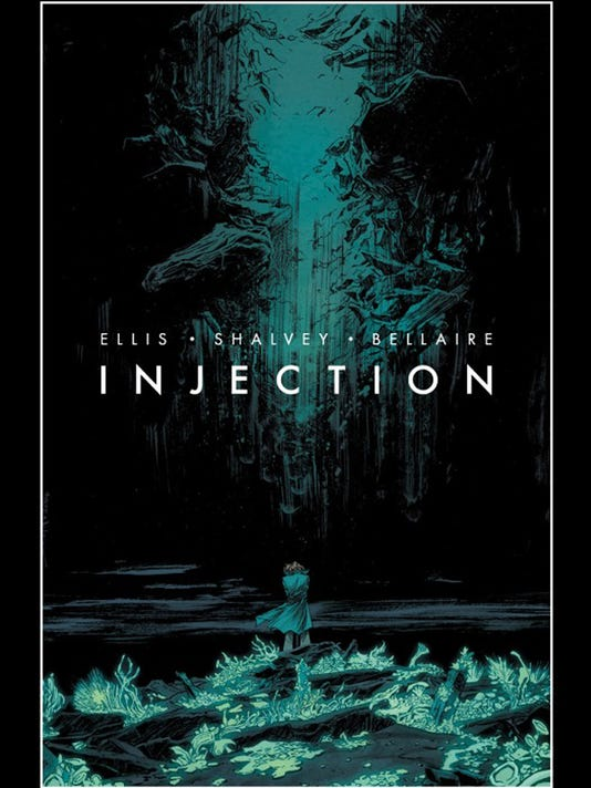 Injection cover