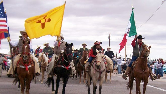 The annual binacional Cabalgata (Cavalry) is expected at the the Columbus port of entry at 10 a.m. where they will join American riders for an 11 a.m. parade through the streets of Columbus, NM.