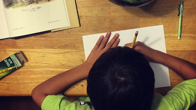 Home schooling children offers unexpected benefits.