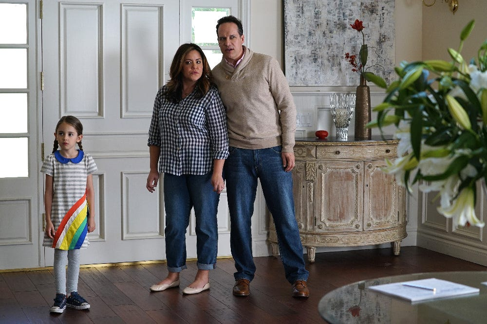 Review ABCs American Housewife needs finetuning over weight