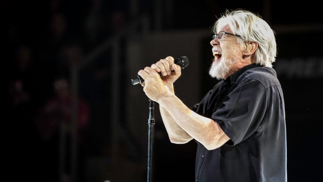 Bob Seger and the Silver Bullet Band at the Premier Center Tuesday, March 17.