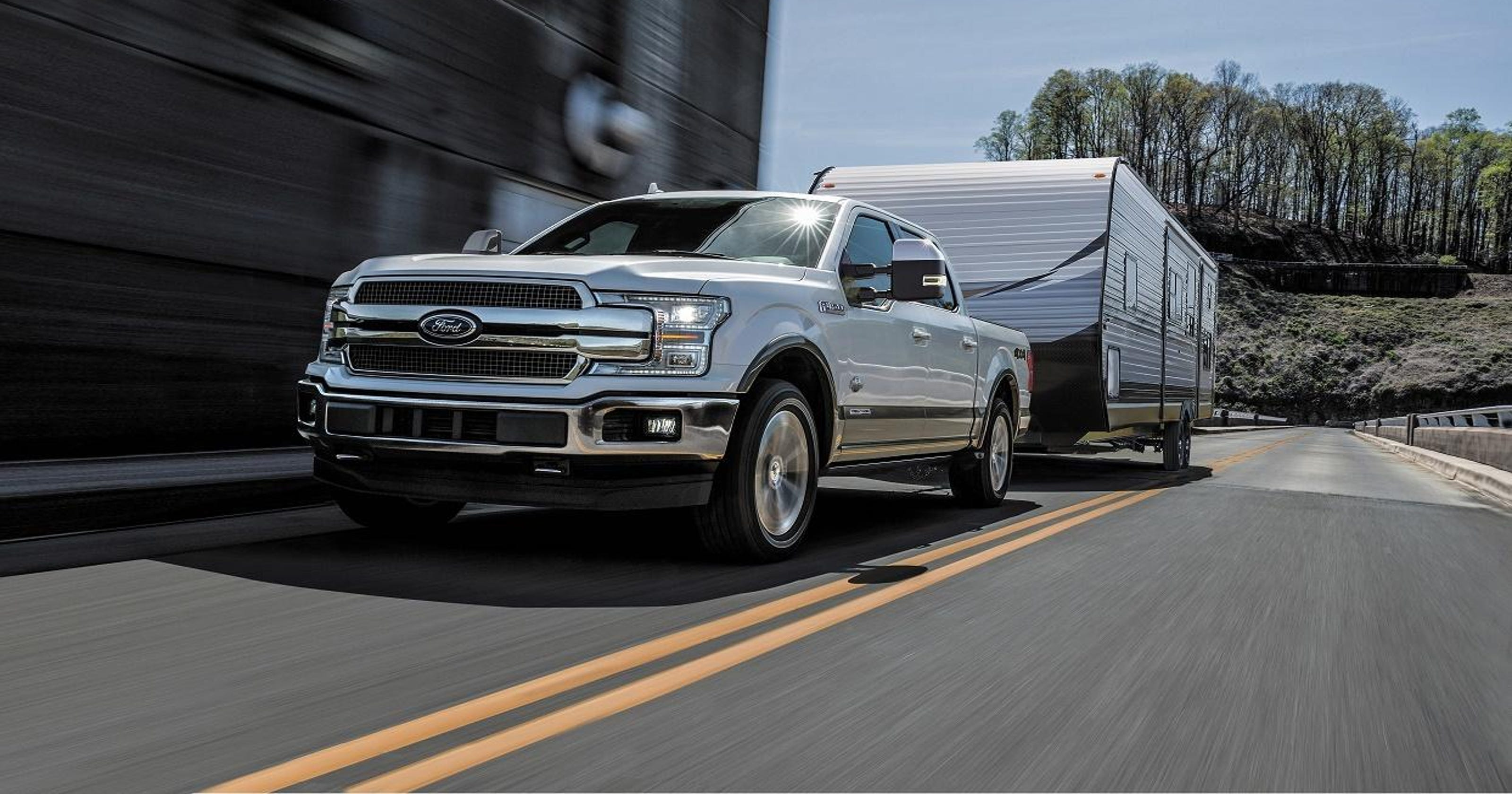 Diesel fuel economy gives ford f 150 new edge