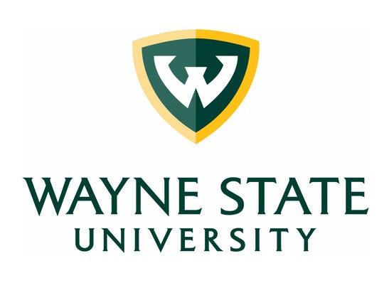 Wayne State University's new logo, unveiled on Oct.