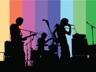 Rock-n-roll band