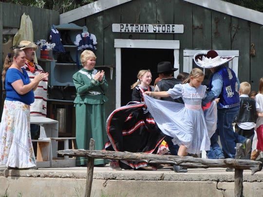 Old Lincoln Days is held in conjunction with the pageant. Festivities last throughout the event.