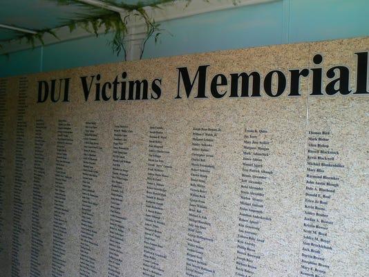DUI Victims Memorial