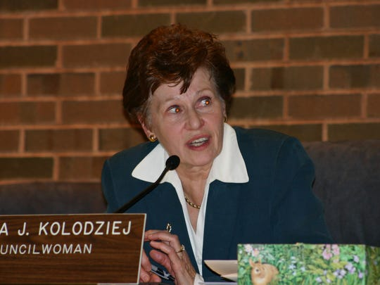 Gloria Kolodziej  served for seven years as a PVWC