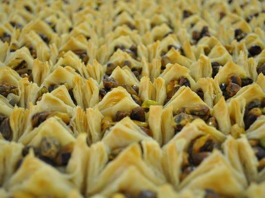 Fattal's pastries