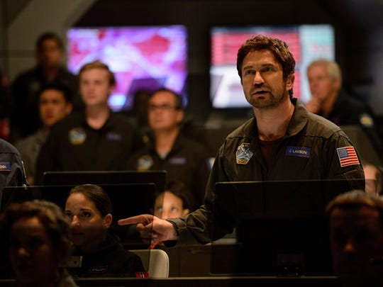 "In ""Geostorm,"" Jake Lawson may have the key to saving the world."