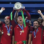 Ronaldo, Portugal end with tears of triumph in Euro final against France