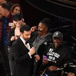 10 best Oscar jokes from Jimmy Kimmel, and his targets, ranked