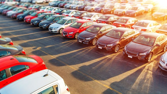 It's a good news-bad news situation for car buyers. While bargains can be found, the money saved could be canceled out by lower trade-in prices.