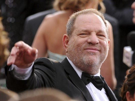 AP HARVEY WEINSTEIN FILM ACADEMY A ENT FILE USA CA