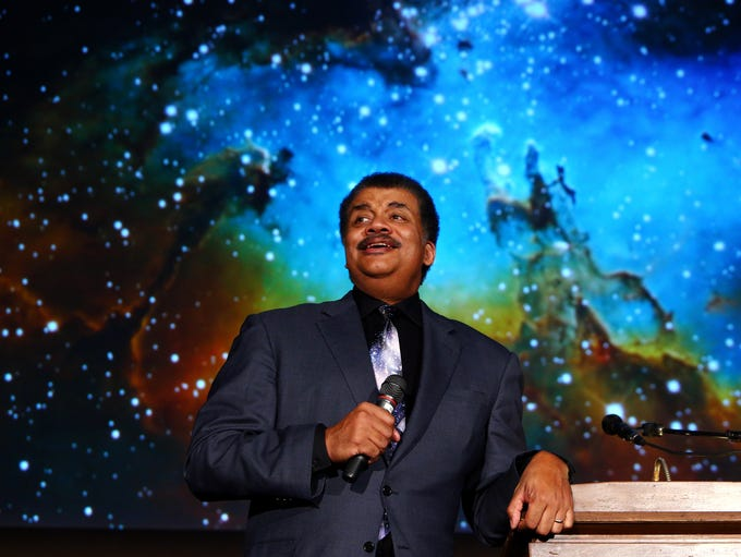 The Drew Forum hosted Astrophysicist Neil deGrasse
