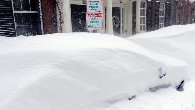 A Massachusetts man is capitalizing on the storm-ravaged Northeast by selling and  shipping snow to people in warmer climates.