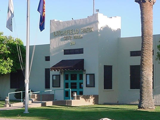Litchfield Park city hall