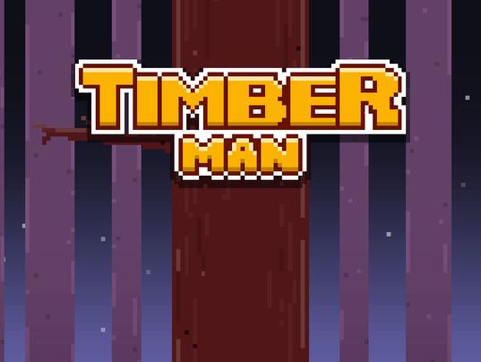 Timberman - b
