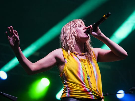 Grace Potter headlines opening night, June 24, at this