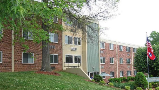 Harriman Gardens, a low-income complex in Harriman, will get renovations thanks to a HUD loan.