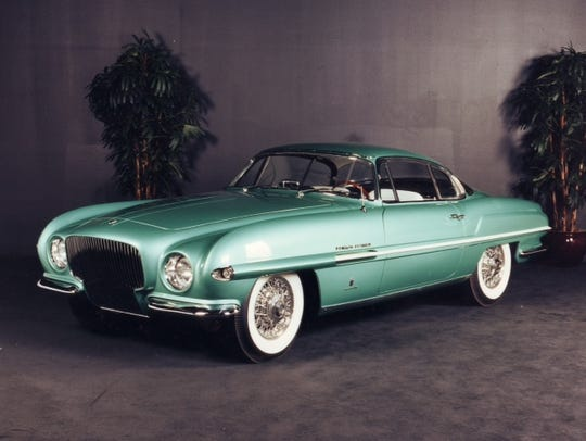 The Arizona Concours d'Elegance is celebrating a century