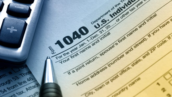 Three reports of income tax fraud have already been reported in the Twin Lakes Area.