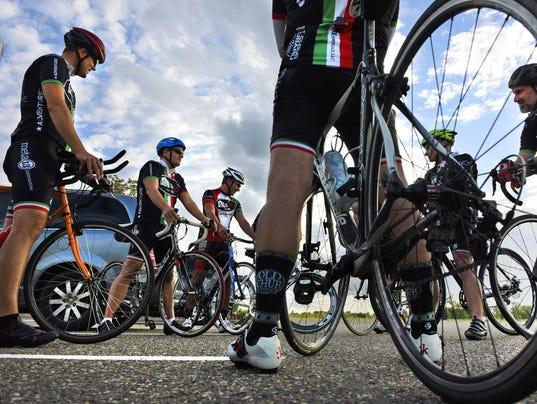 STC 0910 Memorial Bike Ride 1