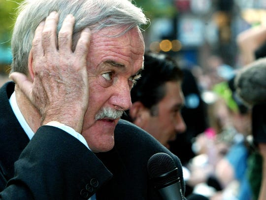 John Cleese will appear at a Sept. 21 screening at
