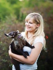 So many animals, so touchable! Jessica Reedy will bring
