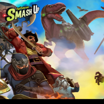 'Smash Up' is the ultimate game for the unabashed geek
