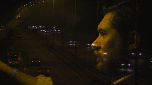 """Tom Hardy in """"Locke."""""""