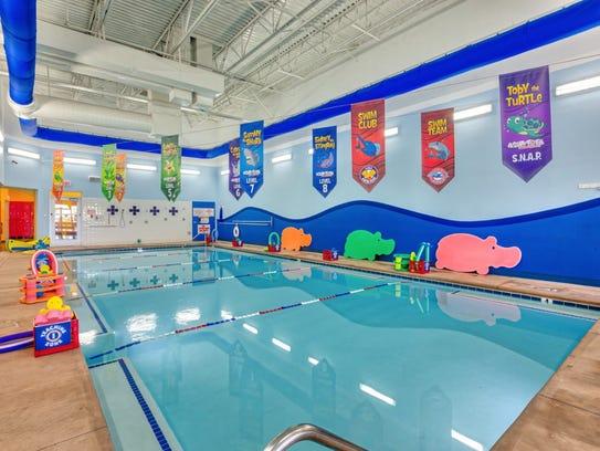 Aqua Tots will open May 1 in Farmington Hills.