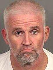 Officials arrested Mark McGowan, 47, of Palm Desert