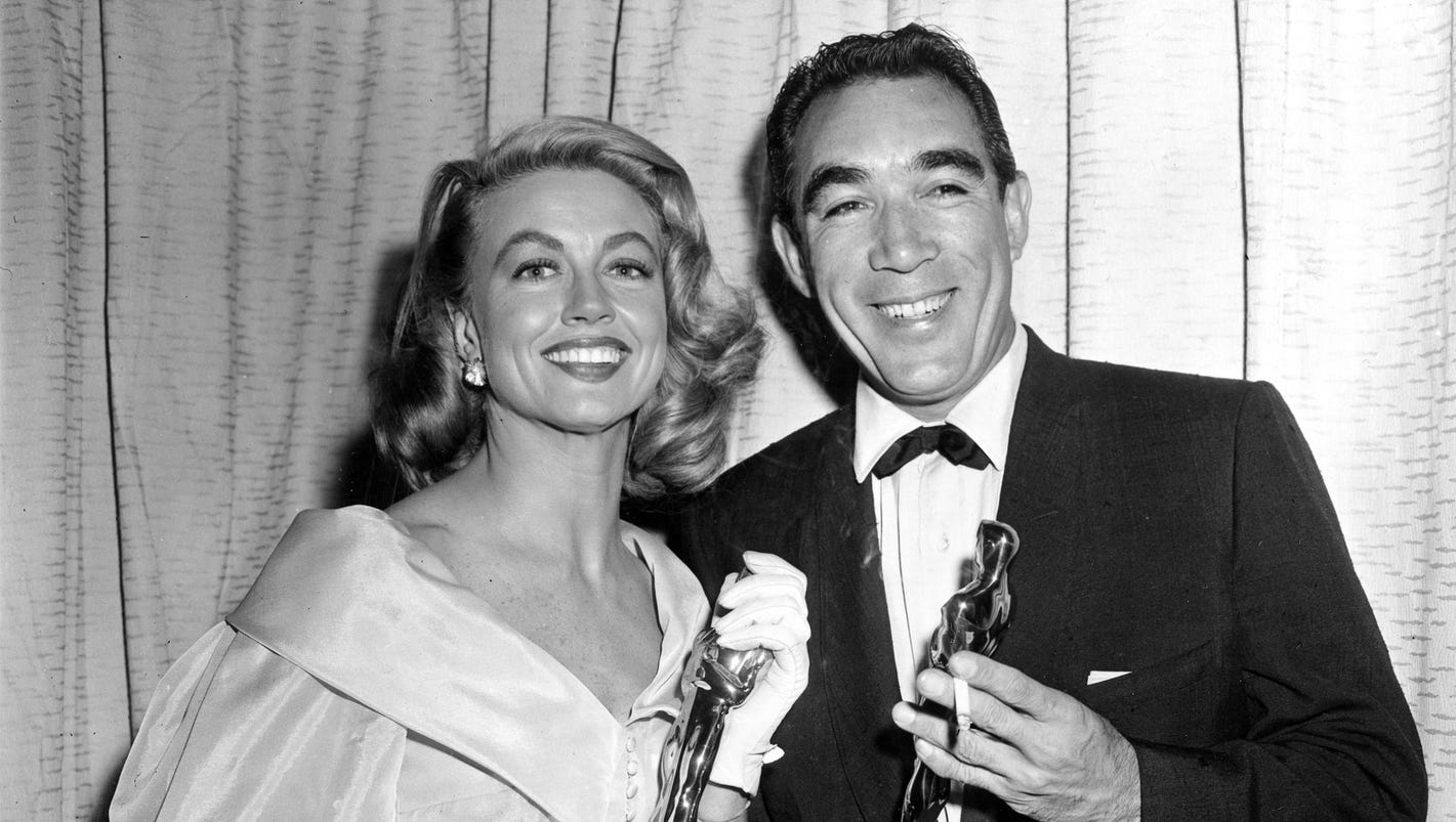 Oscar winner Dorothy Malone, mom on 'Peyton Place,' dies at 93