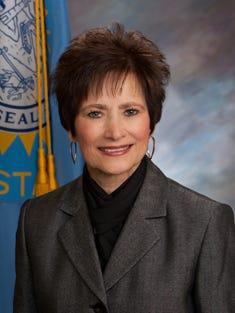 Rep. Peggy Gibson, D-Huron