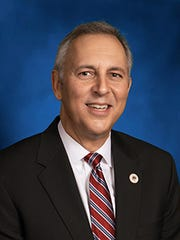State Rep. Mark Abraham, R-Lake Charles